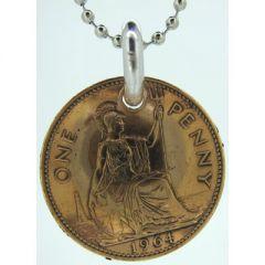 One Penny Goddess Penny
